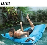 Floating Lounge Pool & Garden