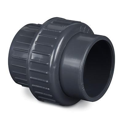 Effast PVC Rohr Kupplung mit O Ring