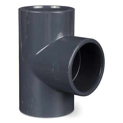 T-Stück 90° PVC